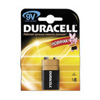 Крона DURACELL